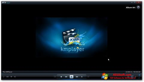 Skjermbilde KMPlayer Windows 10