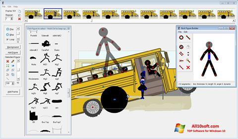 Skjermbilde Pivot Animator Windows 10
