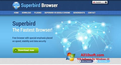 Skjermbilde Superbird Windows 10