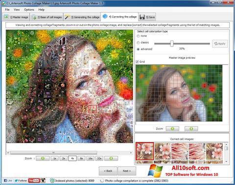 Skjermbilde Photo Collage Windows 10